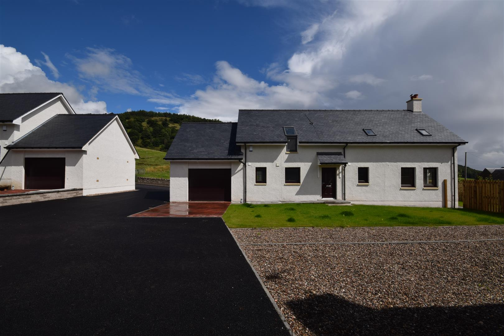 The Steadings, Plot 1, New Development, Abernyte, Perth, Perthshire, PH14 9ST, UK